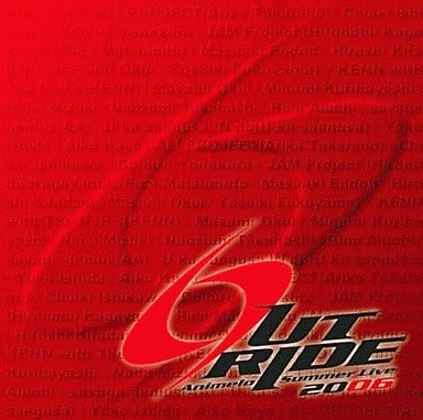 OUTRIDE[CD+DVD]